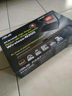 Powerful Asus Router RT-N14 (3 spokes)