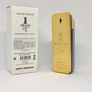 One Million by Paco Rabanne - 100ml