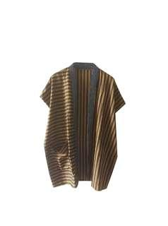 Padupandan Outer Stripes Brown