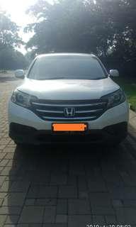 Honda CRV 2013 matic 2000cc