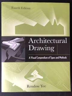New Architectural Drawing Book