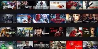 Netflix murah