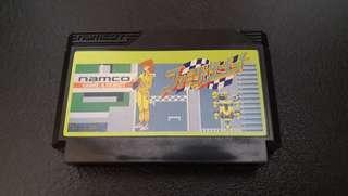 Namco  Family Circuit NES FC Nintendo Famicom Game 任天堂 紅白機 遊戲帶