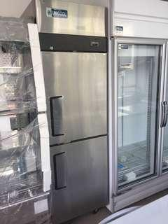 Promotion!2 door upright chiller Lowest price $1600