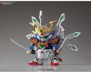 Gundam Musha Godmaru BB Legend SD