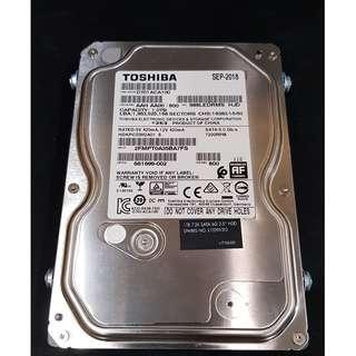 Toshiba HDD 1TB