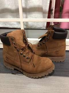 Used once Timberland Boots