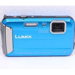 Panasonic Lumix DMC-FT30 - Blue
