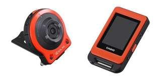 🚚 【CASIO】全新未使用防水運動相機 EX-FR10