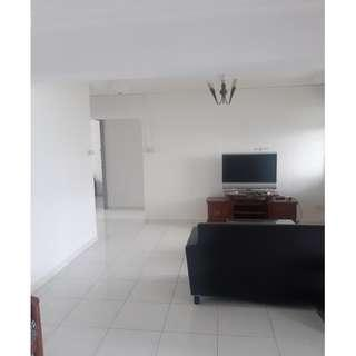 4 ROOM FULL FURNISH AIR CON FOR RENT