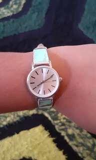 Asos watch jam tangan wanita bukan bershka alexandre christie alba zara h&m