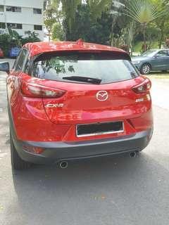 Mazda CX-3 2.0 Sky Active Deluxe 6 Speed Auto