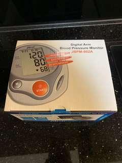 Jitron Blood Pressure Monitor JBPM-902A