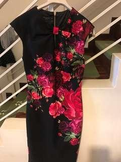 Authentic Ted Baker dress Size 1