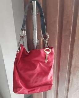 Shoulder Bag Tas Bahu Merah