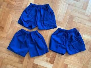🚚 Modern Montessori International (MMI) BN uniform shorts / pants