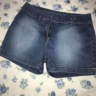 Denim Shorts #SwapCA