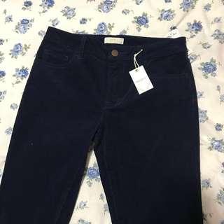Forever 21 Corduroy Pants #SwapCA
