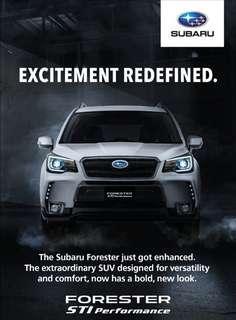 Subaru sti spec