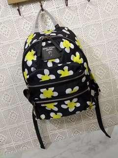 Marc Jacobs daisy print backpack