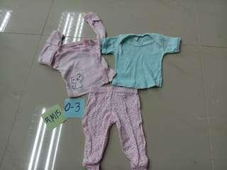 Set combo newborn