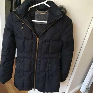 Forever New size 6 puffer jacket
