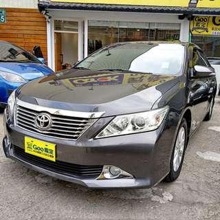 2011年Camry 2.5汽油,一手車.認證車.全額貸.零頭款