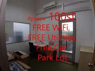 Small Office + Storage Space Rental / Work + Store for Rent near Bt Batok / Jurong