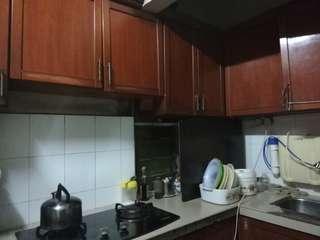 Kitchen Cabinet Bahagian Atas
