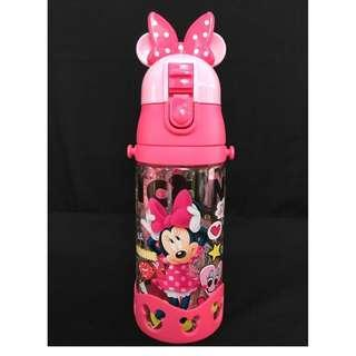Minnie Mouse Water Bottle (BPA Free)