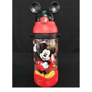 Mickey Mouse Straw Water Bottle (BPA Free)