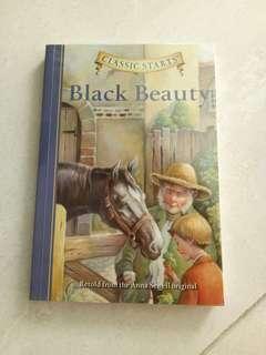 🚚 Classic starts Black Beauty (paperback)
