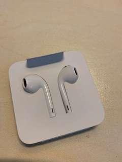 全新 Apple iPhone earpods earphone