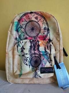 Dreamcather jansport backpack large with free inner laptop sleeve