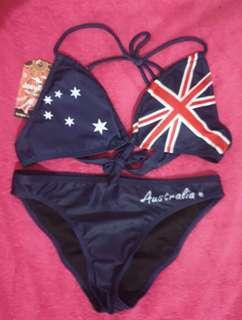 Aussie Bikini Set