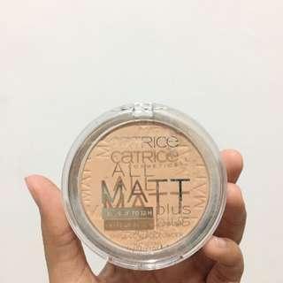 CATRICE Compact Powder - All Matt Plus Shine Control Powder