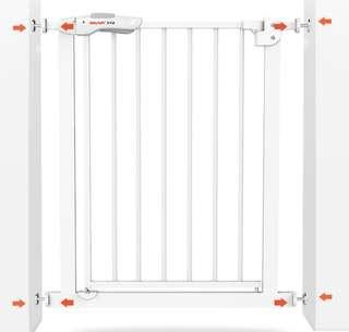 Baby Safety Gate Auto swing close litchen gate / pets barrier / barrier gate (High Quality)