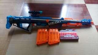 🚚 Nerf Mega Centurion Sonic Ice