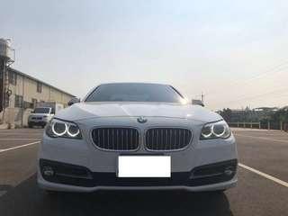 520D BMW 2013-14年 原廠選45萬的配備