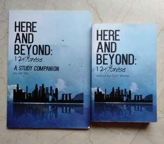Literature 'HERE AND BEYOND: 12 Stories'