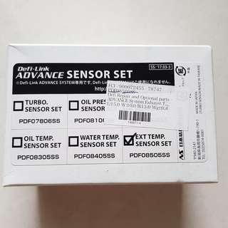 Genuine DEFI ADVANCE Exhaust Temperature Sensor Set