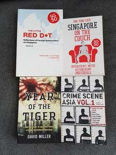 🚚 Books on Singapore
