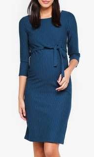 Maternity work dress