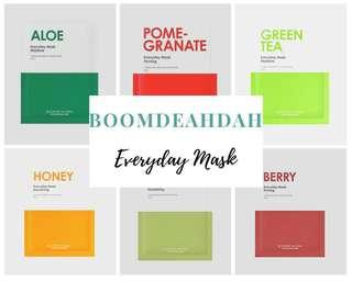 Beauty Facial Mask Sheet (Masker Wajah)