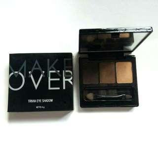 Make Over Trivia Eyeshadow - Emperor Brown