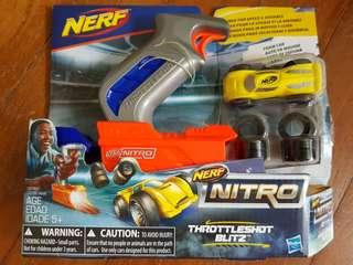 Nerf Gun throttleshot Blitz
