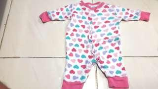 Sleepsuit Baby Girl