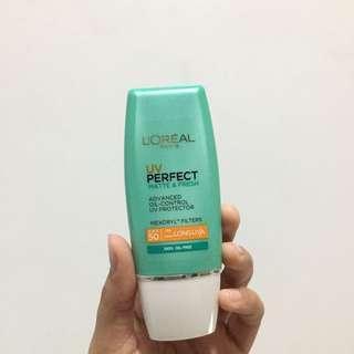 Loreal UV Perfect Matte&Fresh