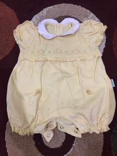Preloved Baby Girl Romper - Romper Bayi Perempuan