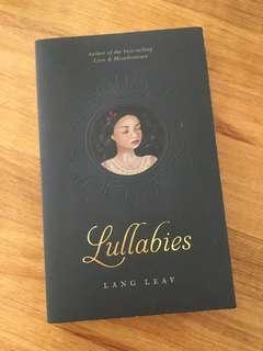 🚚 Lullabies By Lang Leav